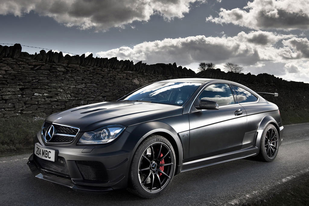 W204 C63 AMG Blackseries